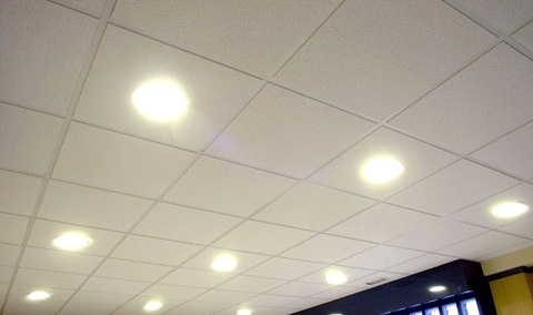 O f i s u t e m a m oficinas suelos techos mamparas - Falso techo metalico ...